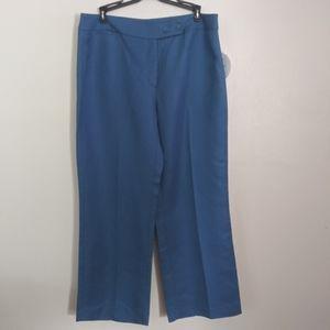 NWT Emma James linen wide leg pants